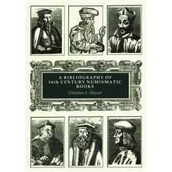Dekesel's Masterful Bibliography of 16th-century Numismatic Books