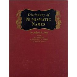 Frey's Numismatic Dictionary