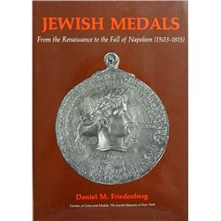 Friedenberg on Jewish Medals