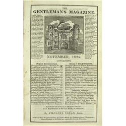 Detailed 1824 Review of Marsden's Numismata Orientalia
