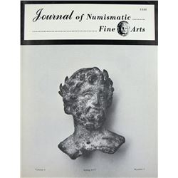 Journal of Numismatic Fine Arts