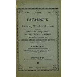 1891 Schulman Catalogue