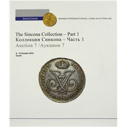 The Sincona Collection of Russian Coins