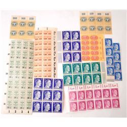 LOT OF APPROX. 113 GERMAN NAZI STAMPS