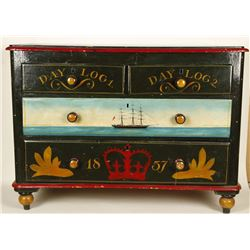 Victorian Era Chest of Drawers