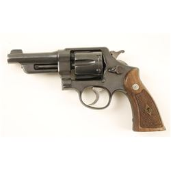 Smith & Wesson 38/44 HD Transitional.38 Spec SN: S72963
