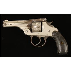 Iver Johnson Safety Automatic Cal: .32 SN: K7341