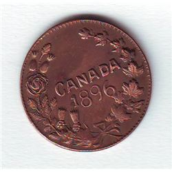 Devin's & Bolton On Ottawa 1896 Medal, this combination is not listed in Charlton.