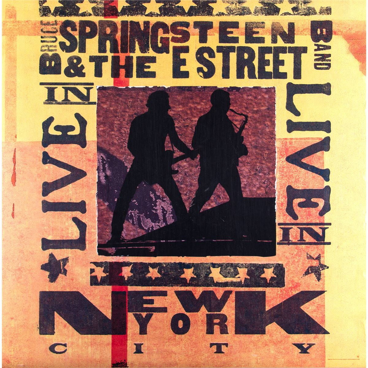Bruce Springsteen and the E Street Band, NYC, 1977 | Lynn ...