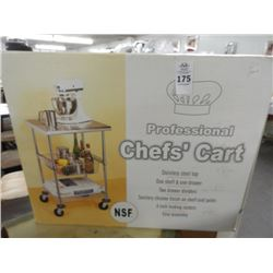 Professional Chefs Cart