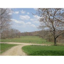 LOT 200 / REAL ESTATE: THE LAND ACROSS THE ROAD FROM THE FARM. APPROX. 10.3 ACRES