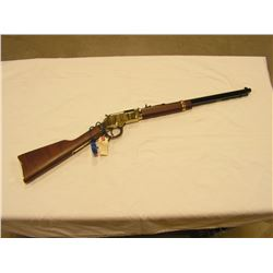 Henry Golden Boy .22 (LEVER Action) Brass Finish