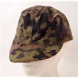 NAZI GERMAN CAMO REVERSE CAP SPRING AND FALL CAMO