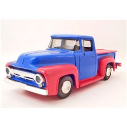 VINTAGE ERTL NBA 1956 FORD PICKUP TRUCK TOY DIE CAST BANK