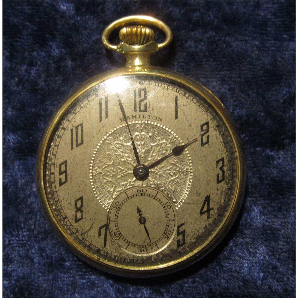 Waltham Pocket Watch Serial Numbers Lookup Identification Value & Database