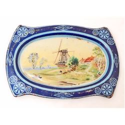 VINTAGE DIXIE QUEEN TOBACCO ADVERTISING TIP TRAY