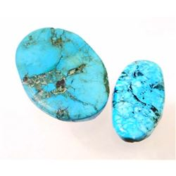 LOT OF 103.6 CTS OF PERSIAN TURQUOISE