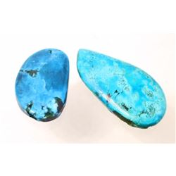 LOT OF 100.0 CTS OF PERSIAN TURQUOISE