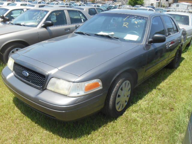 2006 ford crown victoria s n 2fahp71w06x143556 v8 gas a. Black Bedroom Furniture Sets. Home Design Ideas