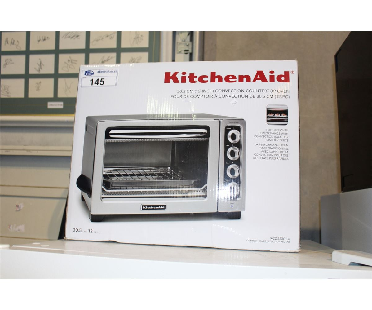 KITCHENAID CONVECTION COUNTERTOP OVEN - Able Auctions