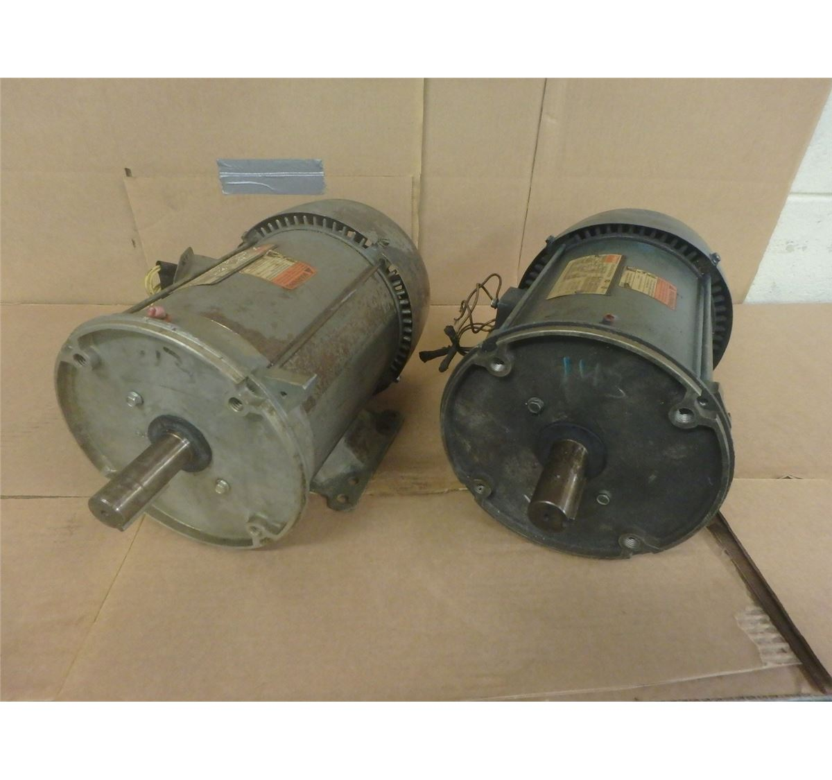 Dayton industrial motor 3n345c type s for Daher motors kingston nh