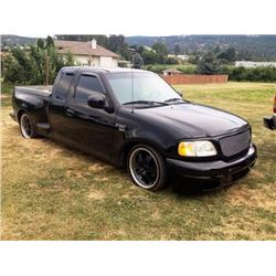 1999 FORD EXTRA CAB LOW-RIDER