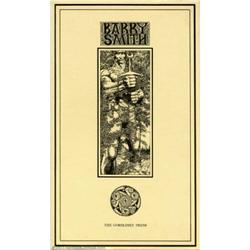 Barry Windsor Smith - Portfolio, Fantastic Islands and Book, Shelf Stuff (Gorblimey Press, 1970s). T
