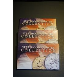 2000 State Quarters Coin Sets