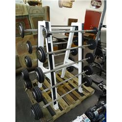 King Weight Bar Stand