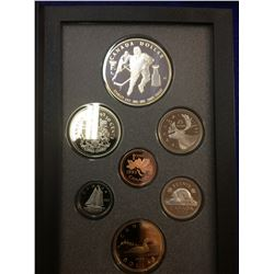 Proof Set 1993 in case with COA.
