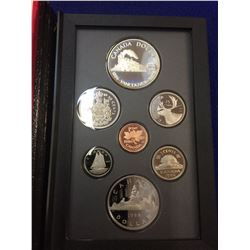 Proof Set 1986 in case with COA.