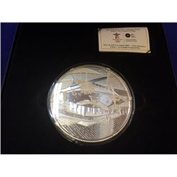 250 dollars 2009, the Canada of Today, Proof Kilo coin in pure silver, incase with Vancouver 2010 sl