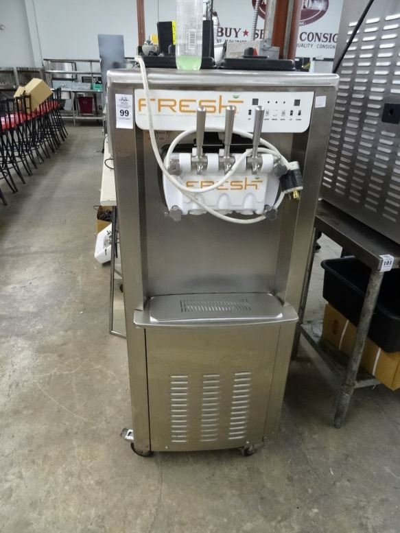 Image 1 Donper BH7456 Ice Cream Machine