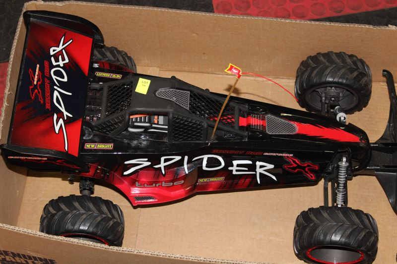 Rc Car Spider Desert Run Extreme
