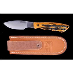 Bark River Mini-Canadian Stag Horn Knife