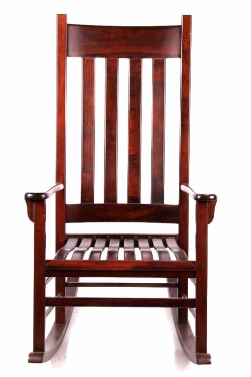 ... Image 3 : Tyndall Creek Furniture Mission Rocking Chair ...