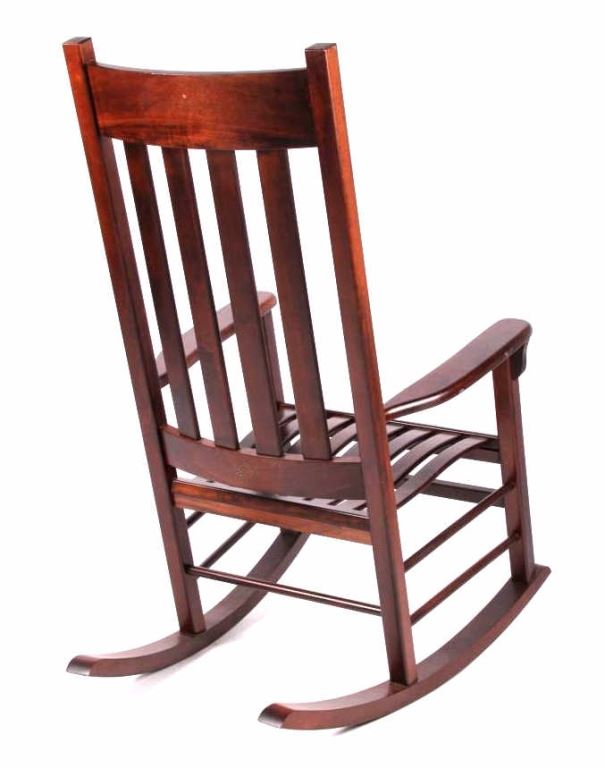 ... Image 8 : Tyndall Creek Furniture Mission Rocking Chair ...