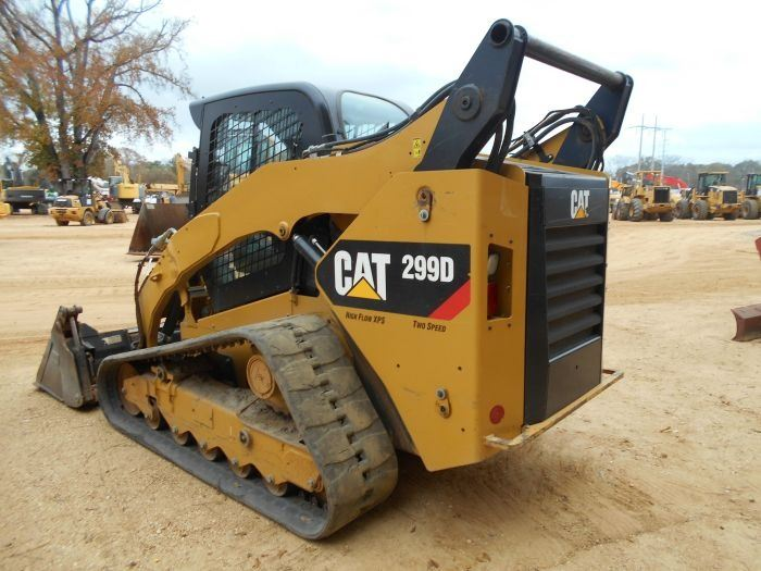 Cat 299d xps skid steer loader sn hcl00503 track type mp bucket image 4 cat 299d xps skid steer loader sn hcl00503 track publicscrutiny Image collections