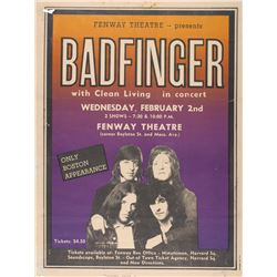 badfinger poster. Black Bedroom Furniture Sets. Home Design Ideas