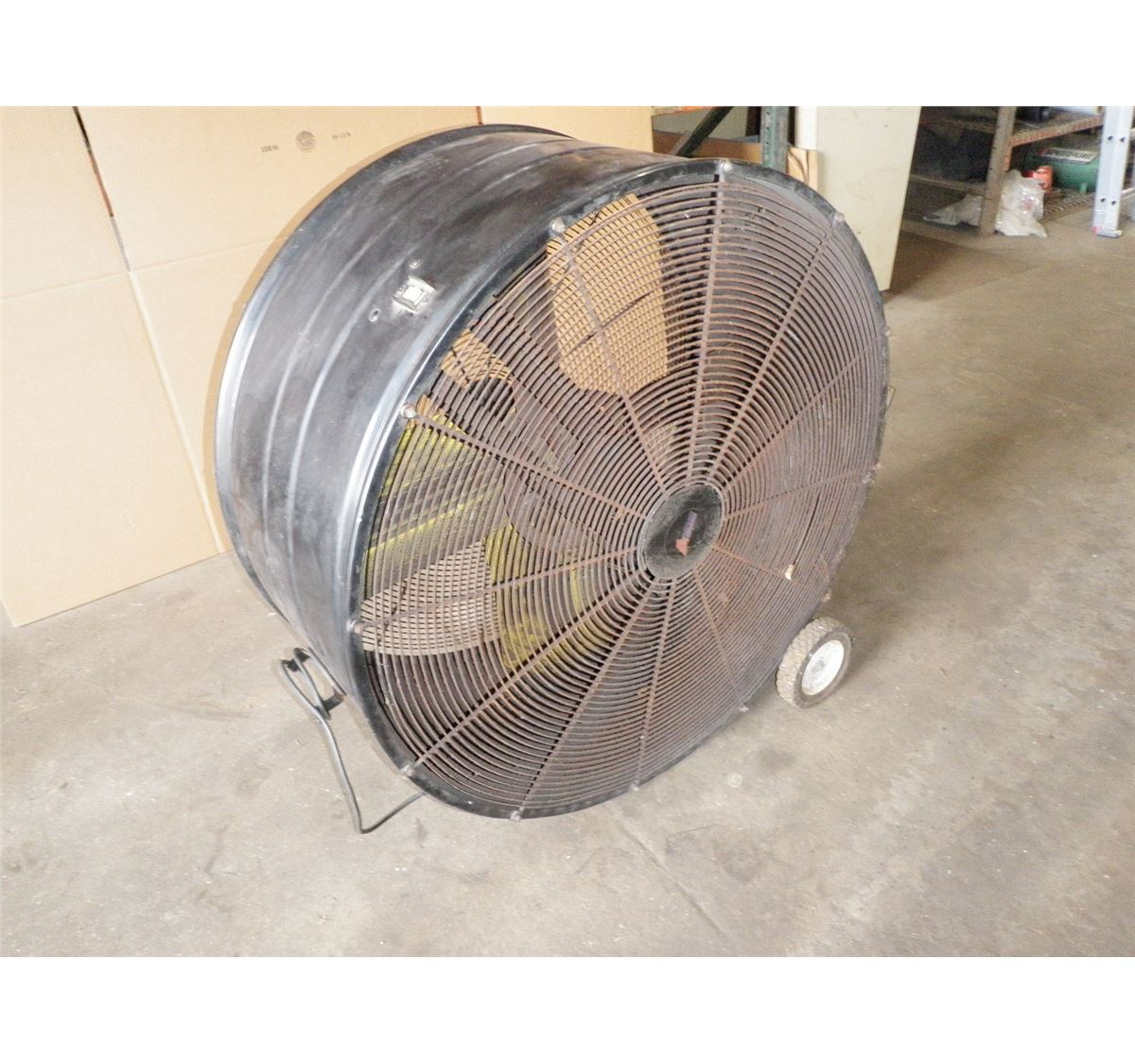 Portable Floor Fans : Autumaire circular portable floor fan approx quot plugs