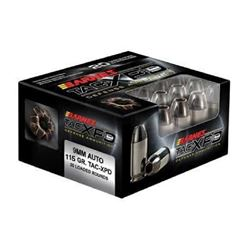 _NEW!_ BARNES TAC-XPD 9MM 115GR HP (200 ROUNDS) 716876135110