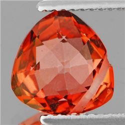 3.87 CT ORANGE TOPAZ
