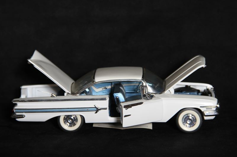 franklin mint precision models 1960 chevrolet impala. Black Bedroom Furniture Sets. Home Design Ideas