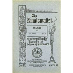 Early Issues of the Numismatist