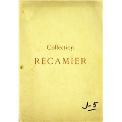 Collection Récamier