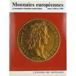 The Clain-Stefanellis on Modern European Coinage and American Colonials