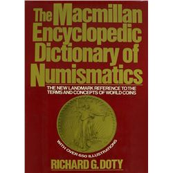 The MacMillan Numismatic Dictionary