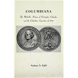 The Medallic Issues of Columbus