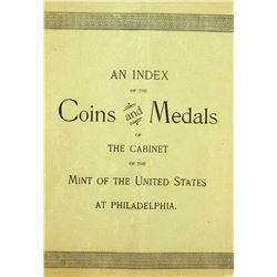 McClure's 1891 Index to the U.S. Mint Coin Cabinet