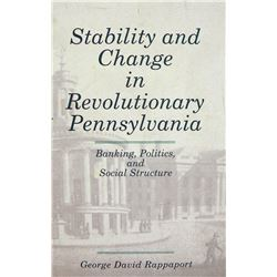 Banking in Revolutionary Pennsylvania